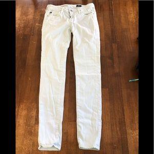Adriano goldschmied jeans skinny legging ankle 24